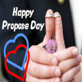 Propose day: Greeting, Wishes, Quotes, GIF Icon