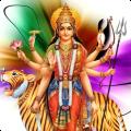 Durga Mantra Icon