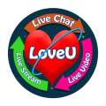 LoveU - Live Stream, Live Video & Live Chat Icon