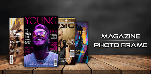 Magazine Photo Frames -Magazine Cover Photo Editor apk