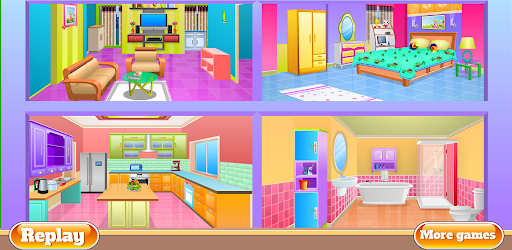 Nancy House Shifting - Decorating Home apk