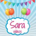 Sara vídeos Icon