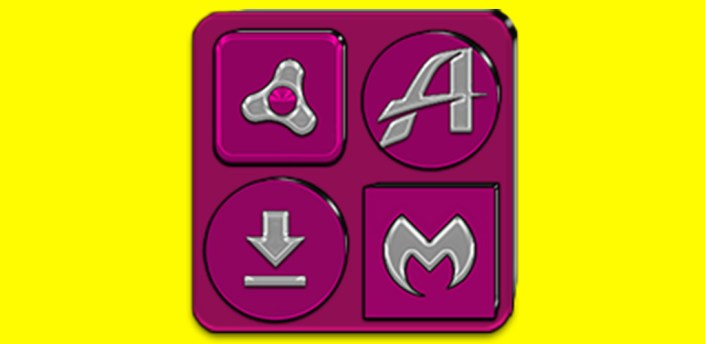 Pink Icon Pack v6.2 👻Free👻 apk