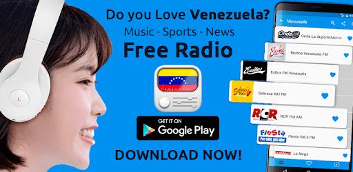 Radio Venezuela Free Online - Fm stations apk