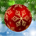 Christmas Happy Funny Sounds Icon