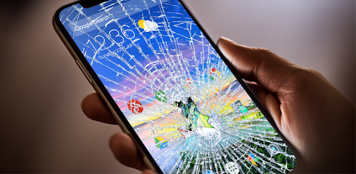 Broken Screen Prank - Cracked Screen Pranks App apk