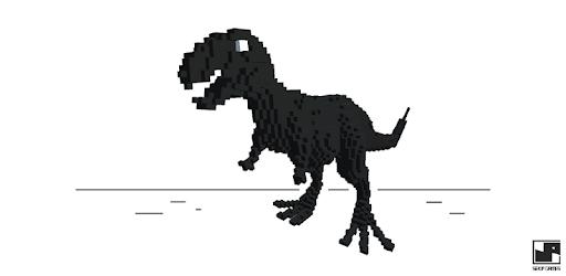 Dino T-Rex 3D Run apk