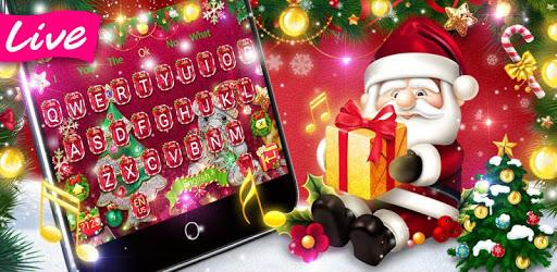 3D Merry Christmas Keyboard apk