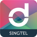 Singtel Dash Icon