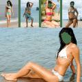 Desi Indian Bikini Photo Shoot Icon