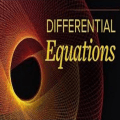 Mastering Differential Equations: The Visual Method Icon