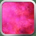 Pink Nebula Live Wallpaper Icon