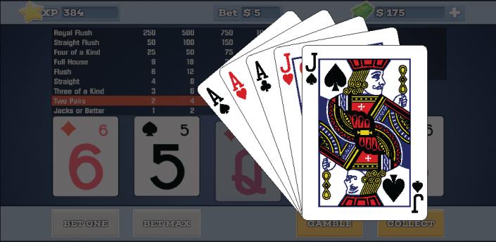 Jacks Or Better - Video Poker apk