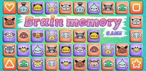 Brain Matching Game - Animals apk