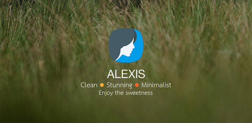 Alexis Icon Pack: Clean and Minimalistic apk