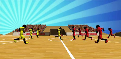 Stickman 3D Basketball apk