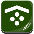 GSLTHEME Green Smart Launcher Icon