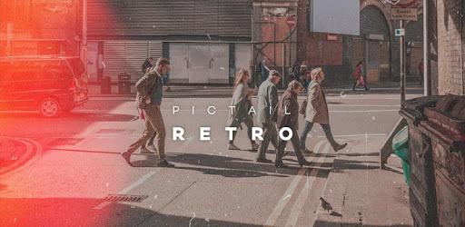 Pictail - RETRO apk