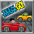 Teen Titans Go Road Race Icon