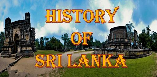 History of Sri Lanka apk