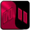 Wicked Crimson Icon Pack Free Icon