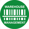 Warehouse management barcode Inventory Check Price Icon