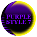 Purple Icon Pack Style 7 ✨Free✨ Icon