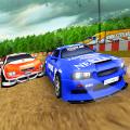 VR Car race dirt drift - VR Racer- VR Games Icon