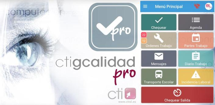 CTI gCalidad pro apk