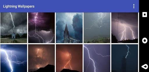 Lightning Wallpapers apk