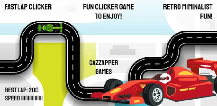 Fast Lap Racing: Idle Clicker Game apk