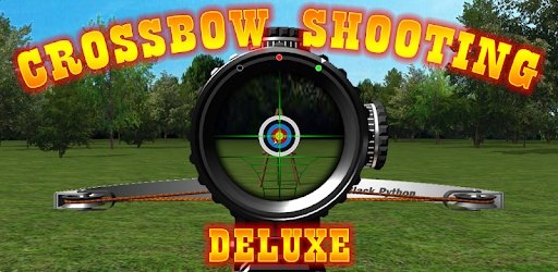 Crossbow Shooting deluxe apk