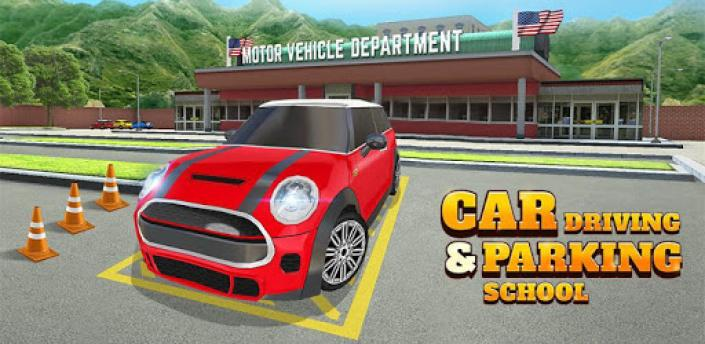 City Car Driving & Parking School Test Simulator apk