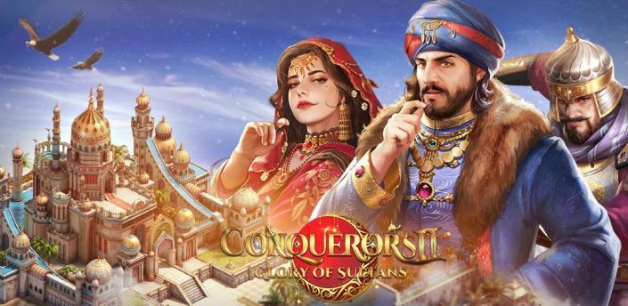 Conquerors 2: Glory of Sultans apk