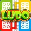 Ludo Family Dice Game Icon