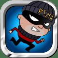 Thief Run Icon