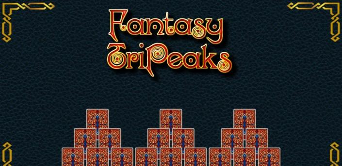 Fantasy Solitaire TriPeaks - Card Game apk