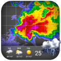 Radar Weather Map & Strom Tracker Icon