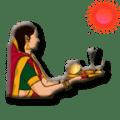 Chhath Puja Live Walpaper Icon