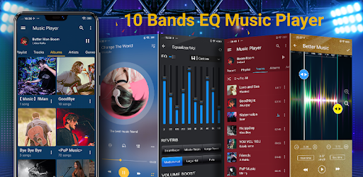 Music Player - 10 Bands Equalizer MP3 Audio Player apk