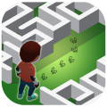 Find My Way - A Maze Game Icon