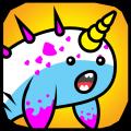 Narwhal Evolution -Sea Clicker Icon