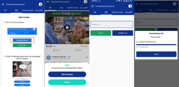 Story Saver & Video Downloader for Facebook apk