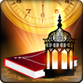 Accurate Prayer Times Pro Muslim Qibla Direction Icon