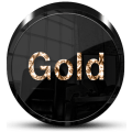 Black Gold Icon Pack Icon