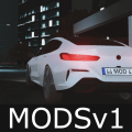 Real Car Parking - Mods Icon