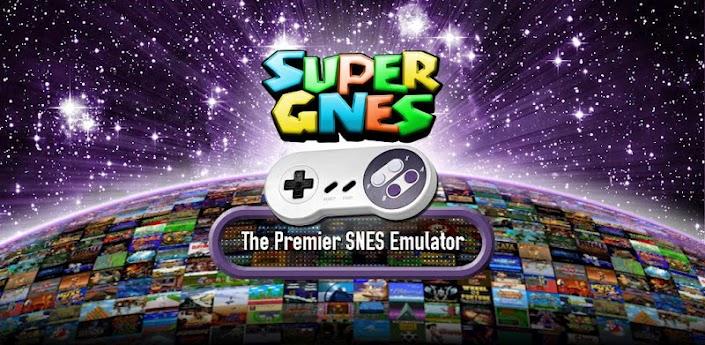 SuperRetro16 Lite (SNES) apk