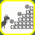 T-Rex Run! : Go dinosaur (game pixel chrome) Icon