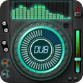 Dub Music Player - Audio Player, MP3 amp, Sound EQ Icon