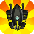 Rocket Craze 3D Icon